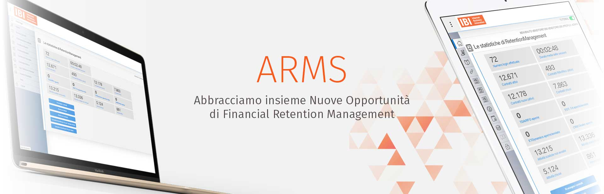 IBI Internet Business Innovation - ARMS Retention Management
